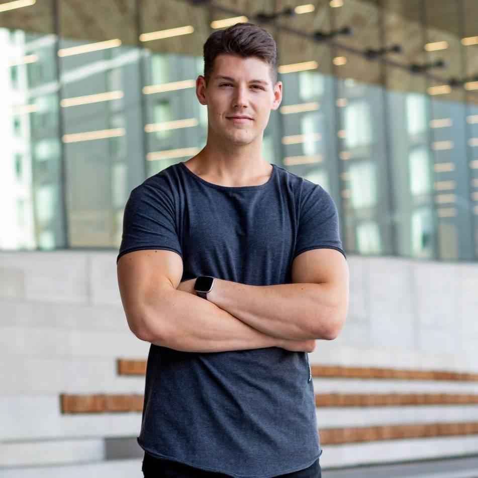 Tyson Enzie - Physical & Nutrition Coach - Physical & Nutrition Coach