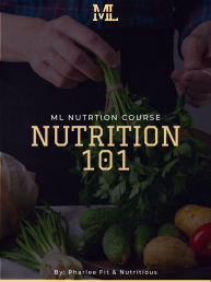 Nutrition - 101